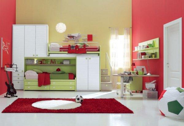 Modern Bedroom Furniture for Kids - Interior Design, Design News