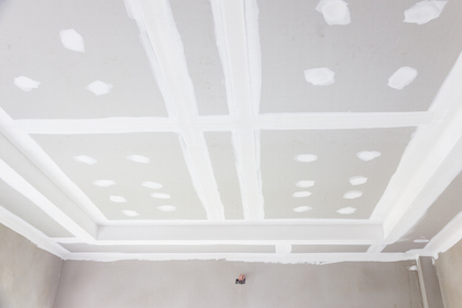gyprock ceiling repair