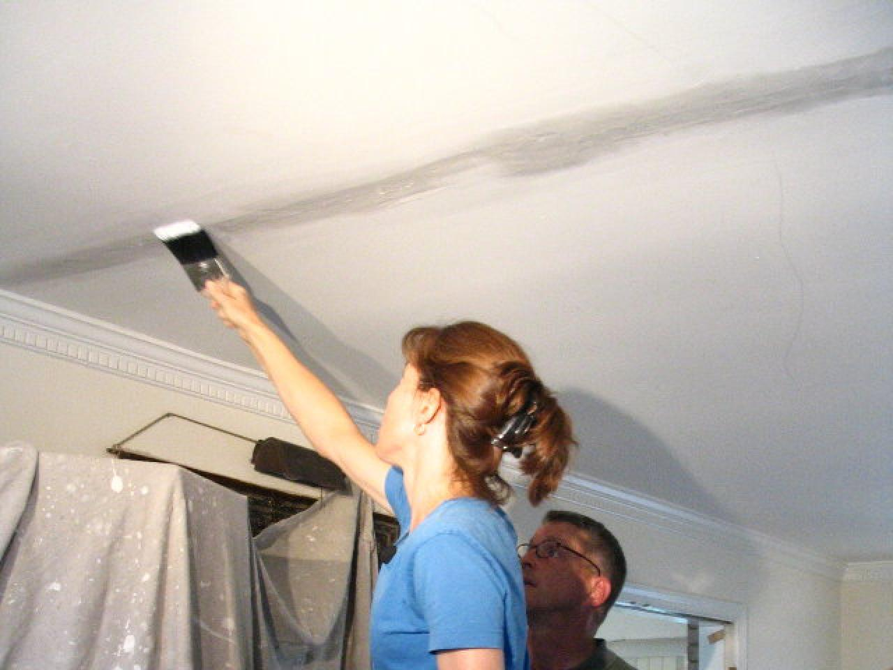 gyprock ceiling repairs in Perth